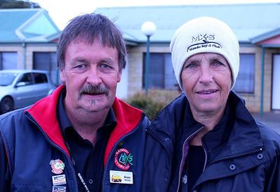Bruce Harvey & Cheryl Murray