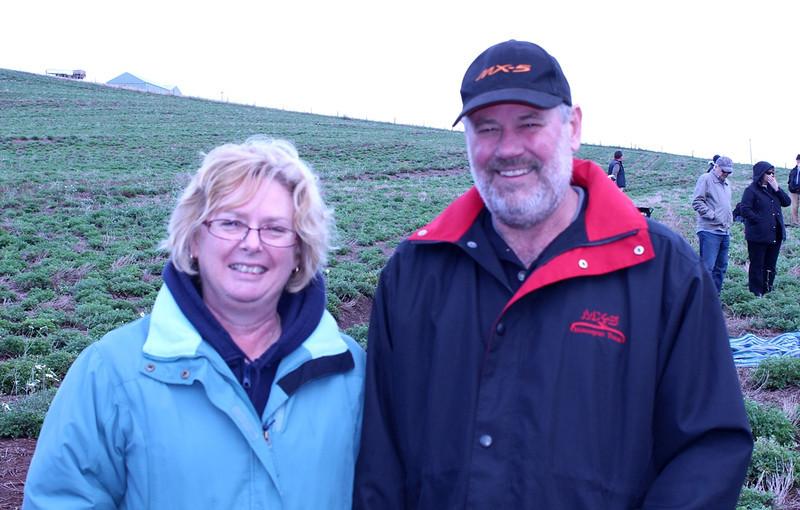 Janette & John Todd