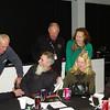 l-r: John Gleeson, Alan Everett, Ron Macdonald, Geoff & Bronwyn Roche, Wendy Clark, Arthur Howie