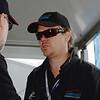 Don Nicoll with Ben Rounsefell, Mazda Australia