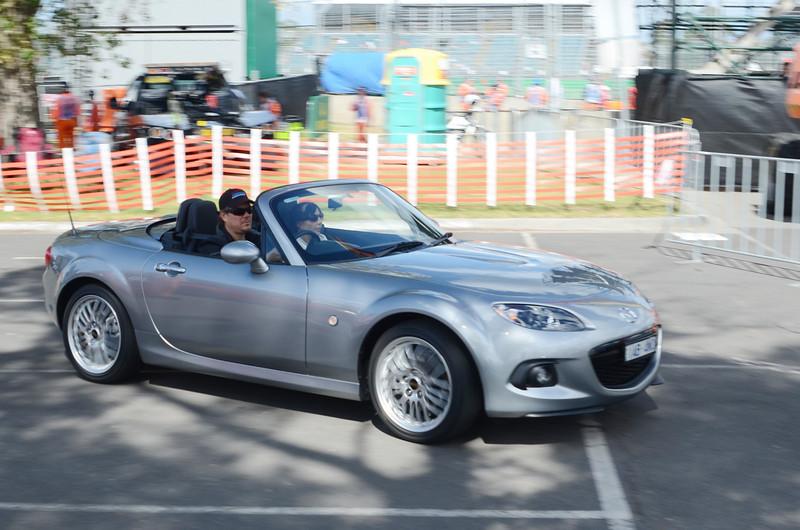 Bruce Rounsefell, Mazda Australia