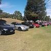 "The Club display in ""Automotive Avenue"" at the 2015 F1 Australian Grand Prix"