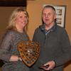 <b>Ladies Trophy</b> Winner: <i> Caroline Lodge </i>
