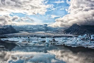 Glacier Lagoon - Betsy Wilson