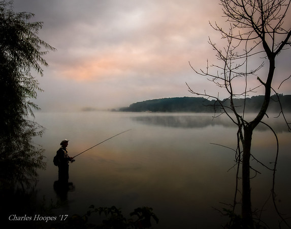 C Hoopes-Morning Catch