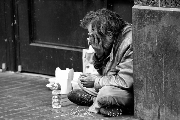 An Image of Despair _Stephen Beckman