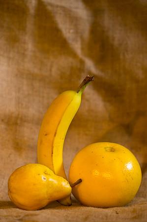 Yellow Fruits.
