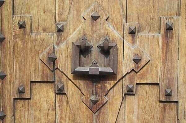 Door of Puzzle