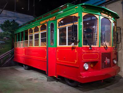 Fairmount Park Trolley