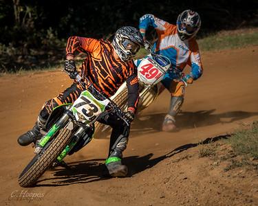 Rider See, Rider Do.