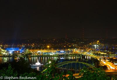 The Bridge to the Stadium