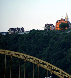 Steel Bridge Below