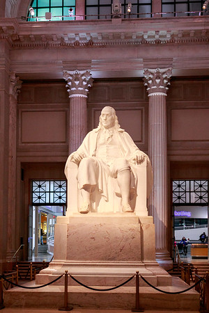 JDonato_Franklin Institute_Benjamin Franklin