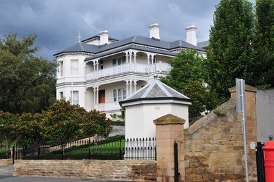 Historic House, Battery Point, Hobart, TAS