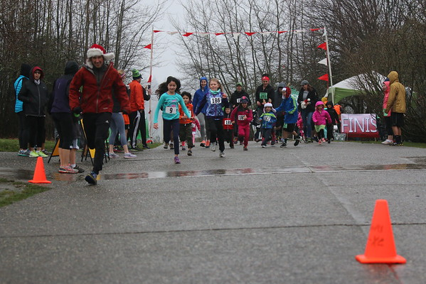 Holiday Fun Run 2014