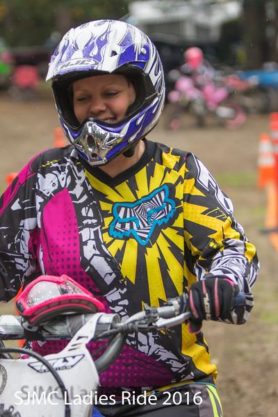 Ladies Ride 2016