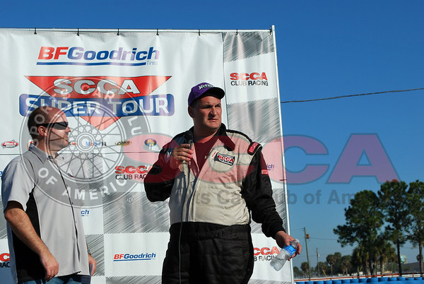2012 Sebring BFGoodrich Tires Super Tour