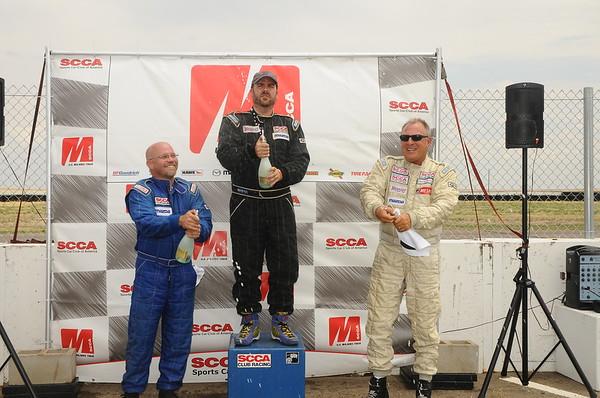 SCCA Major  High Plains Raceway ©Elizabeth Berrington