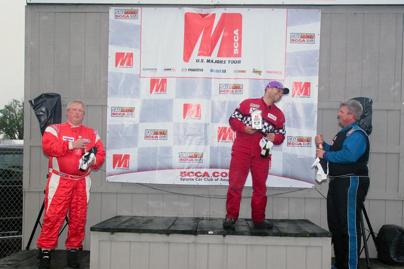 AUTO: May31 SCCA Majors Start at Mid-Ohio