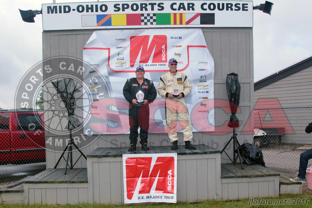 AUTO: June 05, SCCA Majors come to Mid-Ohio Sports Car Course