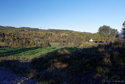 Sentier de la Réserve naturelle du Parc Languedoc Tadoussac