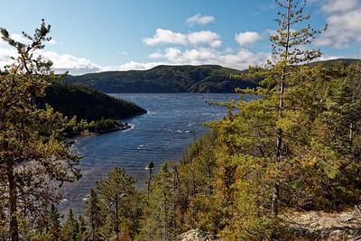 Sentier du Fjord -Côte nord (SEPAQ) Secteur Tadoussac