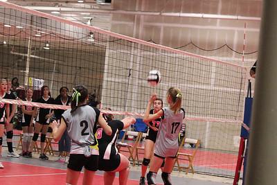 Folsom vs Sac Valley Volleyball