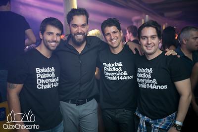 14 Anos Clube Chalezinho