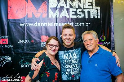 20 anos de carreira Danniel Maestri | Clube Chalezinho | ago.19