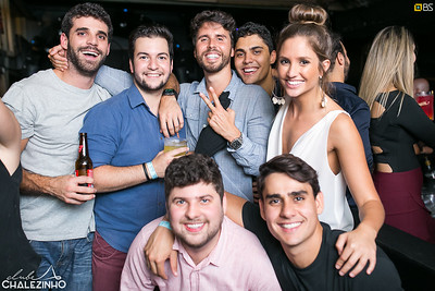 15 anos Clube Chalezinho