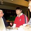 Jacques, Danny en Roger