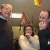 Eric, Anne en Manu