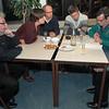 Paul, Irene, Henk, Toon, Eric en Tony