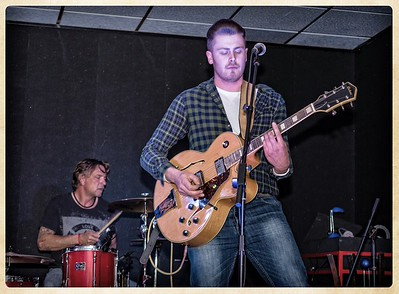 The Straight Aces at Bollocks to Cancer 2015