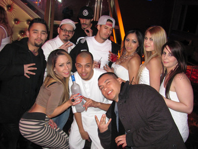 TUESDAY,1-8 & 1-1 WHITE PARTY at PLAYHOUSE TUESDAYS