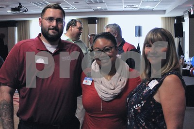 8/25/16 Tyler Area Chamber Of Commerce Business After Hours by Mike Baker