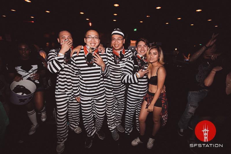 BOO! San Francisco Friday, Oct 27, 2017 at Bill Graham Civic