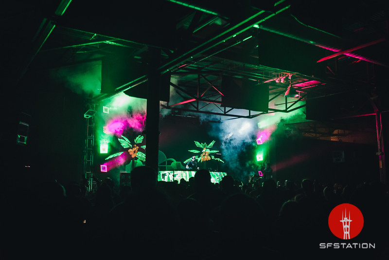 Carl Cox, Mar 22, 2019 at The Midway