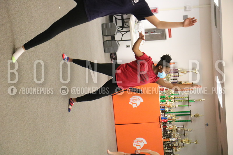 1-8 color guard practice_evans0078