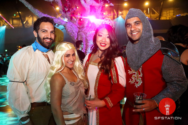"""Photo by Gabriella Gamboa<br><br> See event details: <a href=""""http://www.sfstation.com/hackcancer-presents-game-of-thrones-a-royal-affair-e2072222"""">HackCancer Presents: Game of Thrones–A Royal Affair</a>"""