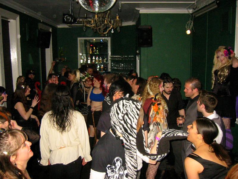 Club Shenanigans