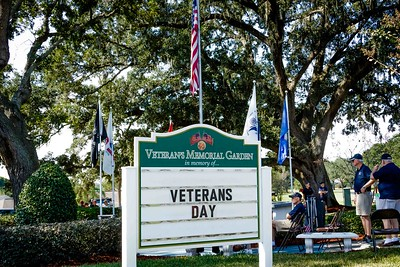 2016 Veterans Day Ceremony & Dinner