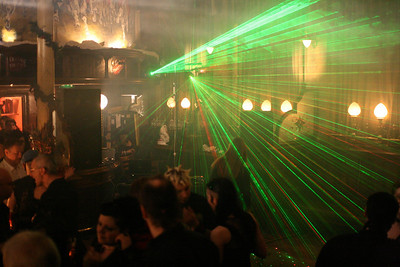 2009 12 31 Vagabonds NYE @ Barrowboy and Banker, London Bridge