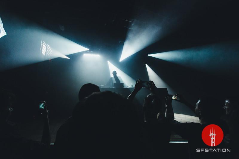 Vitalic, September 7, 2018 at Mezzanine