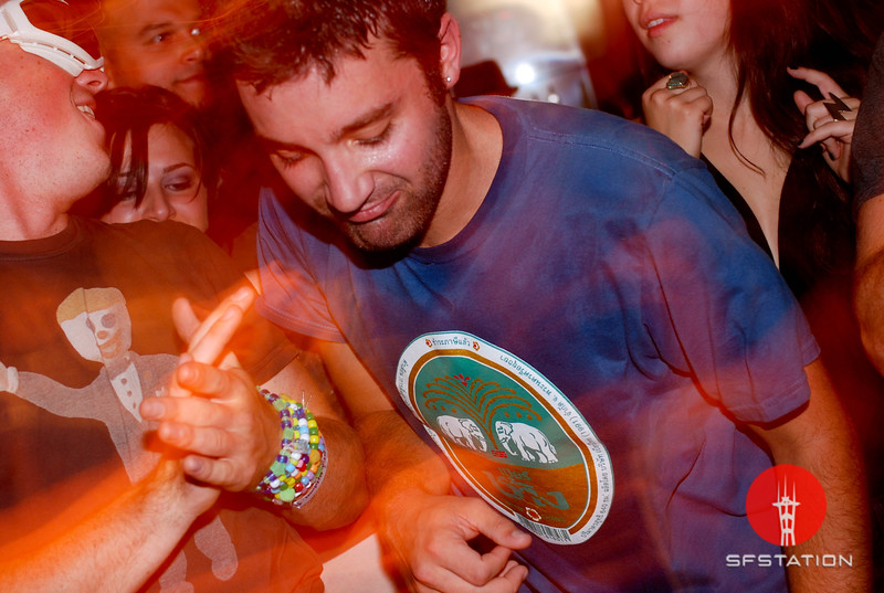 """Photo by Allie Foraker <br /><br />   <b>See event details:</b> <a href=""""http://www.sfstation.com/a-trak-peanut-butter-wolf-nacho-lovers-jeffrey-paradise-e958161"""">Blow Up feat. A-Trak </a>"""