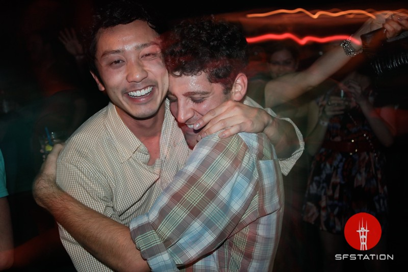 """<b>Photo by</b> <a href=""""http://www.derekmacario.com"""">Derek Macario</a><br /><br /><b>See event details:</b> <a href=""""http://www.sfstation.com/foster-the-people-afterparty-e1404801"""">Foster The People After Party</a>"""