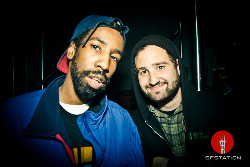 """Photo by Richa Bakshi<br /><br /><b>See event details:</b> <a href=""""http://www.sfstation.com/madlib-with-robot-koch-and-change-the-beat-e1114671"""">Madlib DJ Set</a>"""