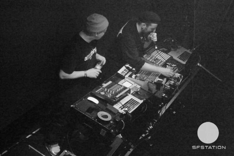 Photo by Mark Portillo<br /><br /><b>See Event Details:</b> http://www.sfstation.com/modeselektor-live-e1531112