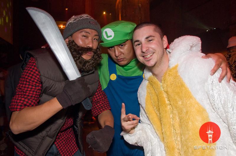 "Photo by Alex Akamine <br /><br /> <b>See event details:</b> <a href=""http://www.sfstation.com/roller-disco-e1039301""> Roller Disco, Halloween Edit</a>"