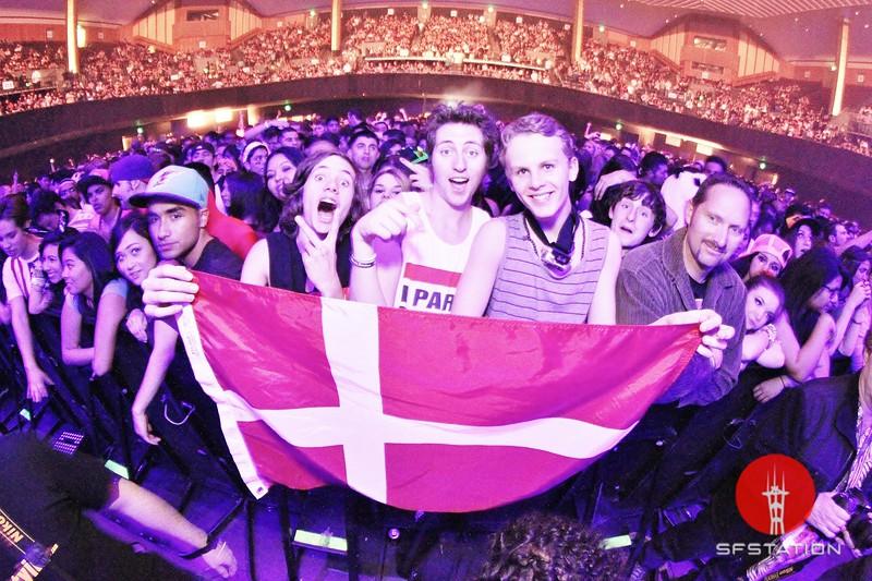 Photo by Mark Portillo<br /><br /> http://www.sfstation.com/swedish-house-mafia-e1840352
